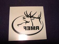 RMEF Temporary Tattoo. Rocky Mountain Elk Foundation Tattoo