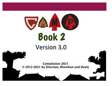 The Camp Book II Version 3 (2021) Definitive Guide To BSA Camps 1612pg CD Format