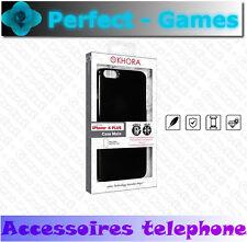 coque housse cover case estuche carcasa KHORA iPhone 6 plus noir black