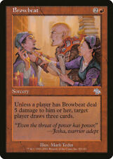 MTG X4: Browbeat, Judgment, U, Moderate Play - FREE US SHIPPING!
