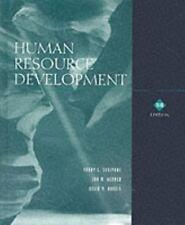 Human Resource Development by Randy L. DeSimone, David M. Harris and Jon M....