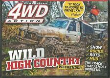 AUSTRALIAN 4WD ACTION - ISSUE 260 WILD HIGH COUNTRY WEEKENDER