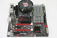 Asus Rampage III Gene Gaming Mainboard i7 930 2.80Ghz Quadcore + 6GB PC3-8500