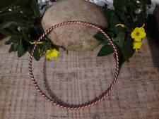 Tensor Ring. Standard Teotihuacan Unit 6mm wire, 17cm diameter - Energy Healing