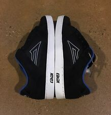 Lakai Commerce LK Size 13 US Black Suede BMX Skate Shoes Sneakers Deadstock