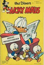 Micky Maus 1955/ 2 (Z1-), Ehapa