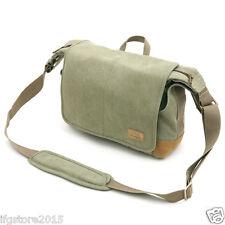 MATIN Camera Bag BALADE-300 Green for DSLR Camera Canon EOS Nikon D Sony Alpha