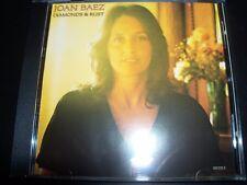 Joan Baez Diamonds & Rust CD - New (Not Sealed)