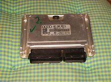 Motorsteuergerät Audi A4 3.0 V6 BBJ ME7.1.1  8E1909559D  0261208851 aus 2005