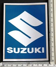 Suzuki sticker    12