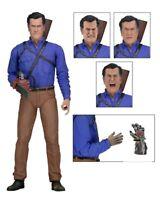 """5""""-7"""" Figures--Ash vs Evil Dead - 7"""" Ultimate Ash Action Figure"""