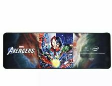 MARVEL AVENGERS Ex-Large Gaming Mouse Pad Intel Trisan Eaton New