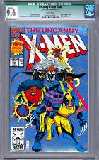UNCANNY X-MEN #300 CGC 9.6 SIGNED BY JOHN ROMITA JR W/NUMBERED COA ANNIV ED 1993