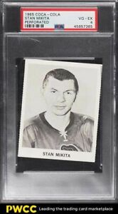 1965 Coca-Cola Hockey Stan Mikita PERFORATED PSA 4 VGEX