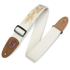 Levy's Cotton Guitar Strap - Flying Hawk