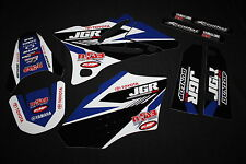 Yamaha YZ 85 Rockstar MX Graphics Decals Kit Stickers