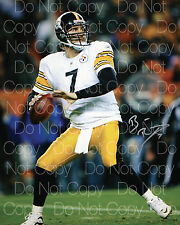Ben Roethlisberger Steelers Signed 8X10 photo picture poster autograph RP