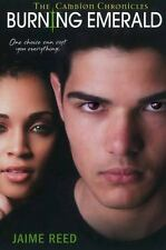 Burning Emerald (Cambion Chronicles)-ExLibrary