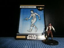 STAR WARS MINIATURES - OLD REPUBLIC SCOUT