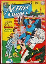 ACTION COMICS 117 DC Golden Age 1948