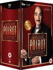 from BOSTON MA Christie's Poirot DEFINITIVE complete seasons1-13 BOX 35 DVD reg2