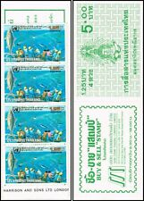 United Nations Day 1983 -STAMP BOOKLET MH(VII)- (MNH)