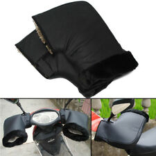 Waterproof Motorcycle Handle Bar Mitts Hand Warmer Motorbike Muffs Gloves Cover