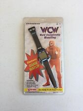 ELECTRONIC GAME WATCH WCW - SYSTEMA - VINTAGE GAME WATCH 1991