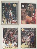 Upper Deck SP Championship #s 4 JC23 41 121 Michael Jordan Basketball Cards Lot