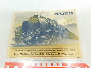 BW332-0,5# Märklin 00/Spur 0 etc Katalog K K 38. D/TONN 10. 38 von 1938,sehr gut