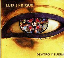 Luis Enrique   Dentro y Fuera   BRAND  NEW SEALED  CD