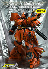 Ultimate Metal Detail-Up Part Set ver.CJ For 1/100 MG Sazabi ver Ka Gundam Model