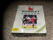 Wembley International Soccer Amiga CD 32 New and Sealed