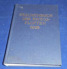 Weyers Taschenbuch der Kriegsflotten 1928 Reprint