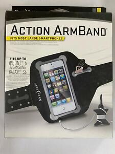Nite-Ize Universal Action Armband Fits iPhone 6/7/8 and similar size Smartphones