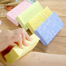 4x Women Special Exfoliating Beauty Skin Care Bath Cleaning Scrub Face Sponge as