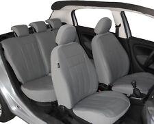 Mercedes E-Klasse W 210  Maßgefertigte Kunstleder Sitzbezüge grau