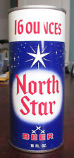 North Star Beer Pull Tab, 16 oz, Jacob Schmidt - Associated Brewing St Paul Mn