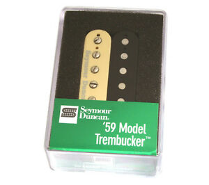 Seymour Duncan TB-59 Zebra '59 Trembucker Bridge Pickup 11103-05-Z
