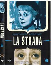 La Strada (1954) New Sealed DVD Anthony Quinn, Giulietta Masina