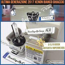 2 Lampadine XENON D1S HID ALFA ROMEO GIULIETTA fari bulb 6000K RICAMBIO ghiacci