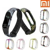 Xiaomi Mi Band2  Adjustable Bangle Soft Silicone Strap Wristband Bracelet Bands