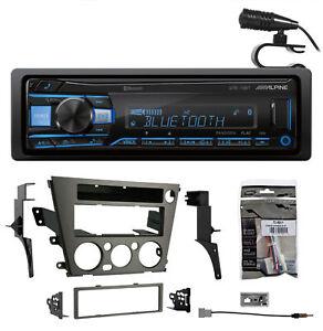 Alpine Digital Media Bluetooth Stereo Receiver Radio For 2005-09 Subaru Outback