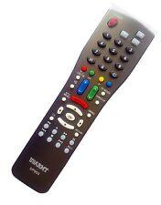 NEW SHARP TV Blu-ray DVD player Universal Remote by USARMT-NO programming N