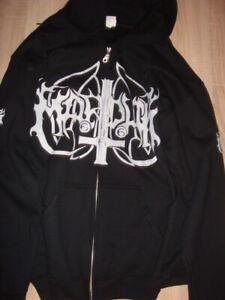 Marduk Zipper Jacke Panzerdivision Black Metal Größe M Pullover Hoodie