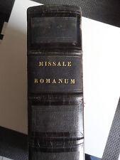 MISSALE ROMANUM 1846