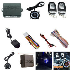 Smart Car Alarm Security Start System Keyless Entry Push Button Remote Control