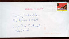 Netherlands 1993 Cover To Germany #C14447