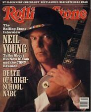 Neil Young Interview/article 1988 RS-XCSQ