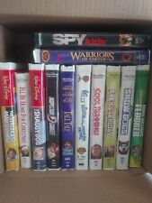 Lot 12 Disney & other Vhs The Shaggy Dog, Flubber, Inspector Gadget & more. V2